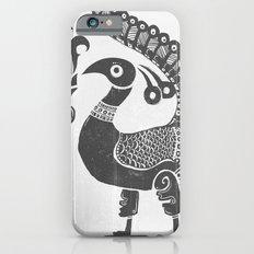 Peacock Symbolism Slim Case iPhone 6s