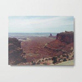 Canyonlands - Utah Landscape Photograph Metal Print