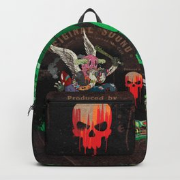 Death Rattle Backpack