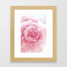 Thousand Petals Framed Art Print