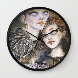 Fashion October 2018 Wall Clock