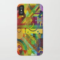 kandinsky iPhone & iPod Cases featuring Future Patterns. by Nick Nelson