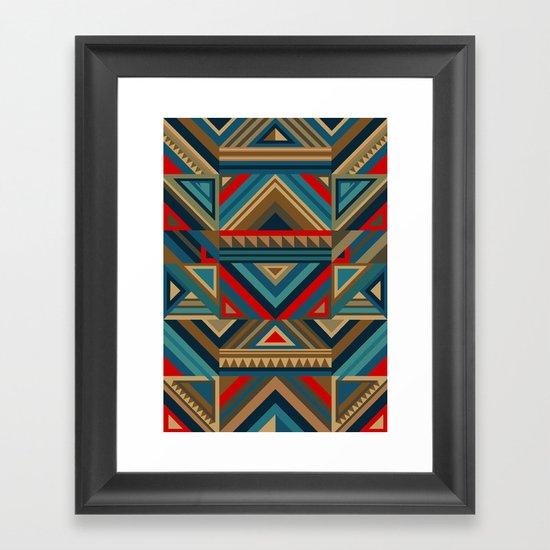 Colorgraphics II Framed Art Print