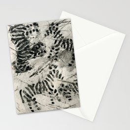 Striped Payamas Stationery Cards