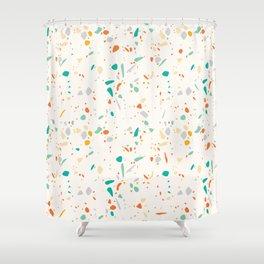 Terrazzo 044 Shower Curtain