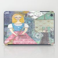 cinderella iPad Cases featuring Cinderella by inara77