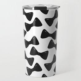 Bow Pattern - Classic Travel Mug