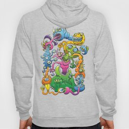 Monstrously Messy Hoody