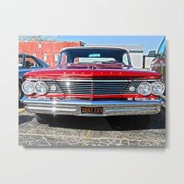 Pontiac Bonneville Metal Print