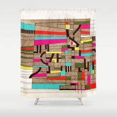 - architecture#02 - Shower Curtain