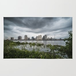 New Orleans Storm Rug