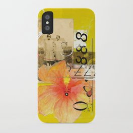 Agnes & Annie iPhone Case