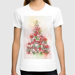 O'Christmas Tree of Lights T-shirt