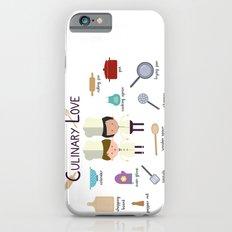 Culinary Love Slim Case iPhone 6s