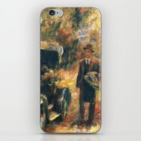 godfather iPhone & iPod Skins featuring The Godfather. Part Two by Miquel Cazanya