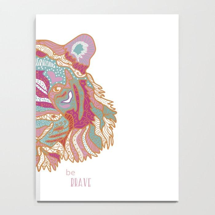 BE BRAVE Notebook