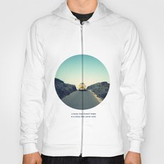 A story that doesn't begin is a story that never ends Hoody