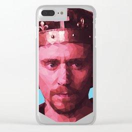 Tom  Hiddleston Clear iPhone Case