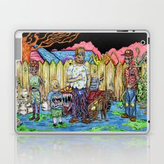 King of the Propane Laptop & iPad Skin