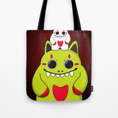 Bad & Mad Tote Bag