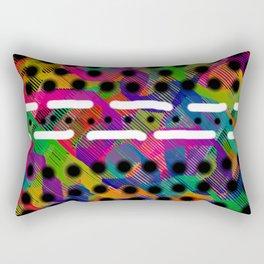 Buvard Rectangular Pillow