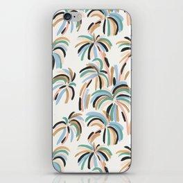 Rainbow Palm iPhone Skin