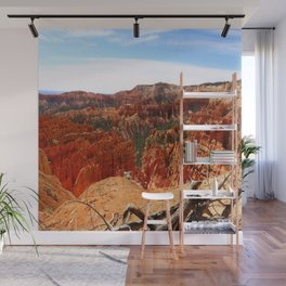 Sunset Point At  Bryce Canyon Wall Mural