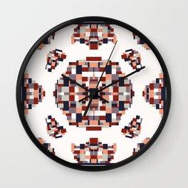 Bauhaus Print Wall Clock