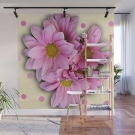 Gerber Daisies Wall Mural
