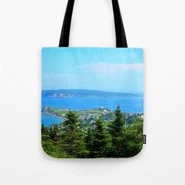 Bonaventure Island Tote Bag