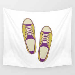 converse all star Wall Tapestry