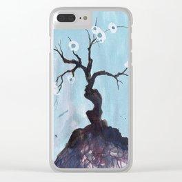 oooo Clear iPhone Case