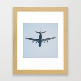 Condor Framed Art Print