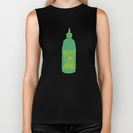 Sriracha, The hot sauce boss  Biker Tank