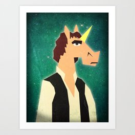 There aren't enough Unicorns in your life.  Art Print
