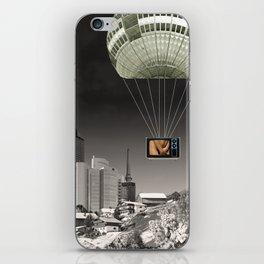 atmosphere · morning glory iPhone Skin