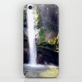 Dream of Mermaids in Waterfalls  iPhone Skin