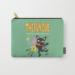 The fun cue Carry-All Pouch