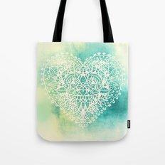 COLOR LOVE Tote Bag