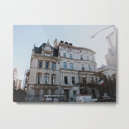 5th Avenue Finds Metal Print