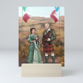 I'll Go to Texas - The Revolution Years Mini Art Print