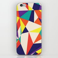 games iPhone & iPod Skins featuring Love Games by Anai Greog