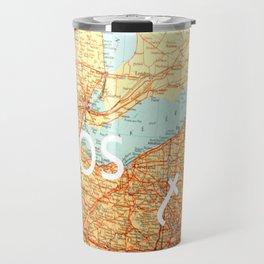 The Lost T Travel Mug