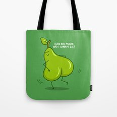 One sASSy pear! Tote Bag