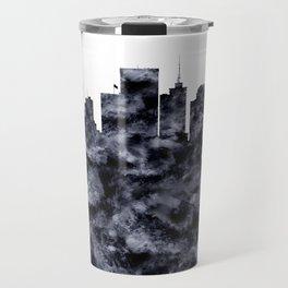 Richmond Skyline Virginia Travel Mug