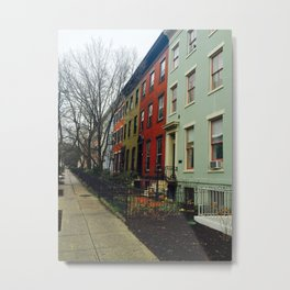 Picturesque Metal Print