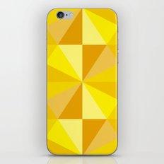 60s Diamond iPhone Skin