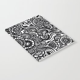 Crafted Doodle Notebook