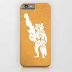 What's a Raccoon? iPhone 6s Slim Case