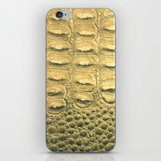 Snakeskin iPhone & iPod Skin